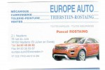 europe auto